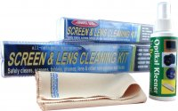 Screen and Lens Cleaning Kit 1oz